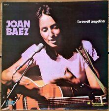 33t Joan Baez - Farewell Angelina (LP)