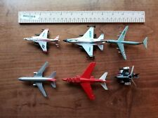 C.D.C. Armour Collection F-16 U.S. Air Force Thunderbirds DC-10 DieCast Planes