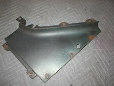 1991 -92  Firebird Formula RH Facia Valance Air Deflector Front bumper Lower RT.