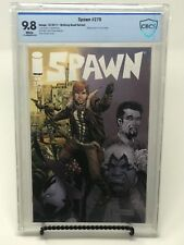Spawn #279 - CBCS 9.8 - Walking Dead McFarlane Cover - Image Comic (CGC, PGX)