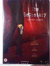 THE SECRETARY DVD Barry Botswick Mel Harris Dont Tell Her Everything New UK R2