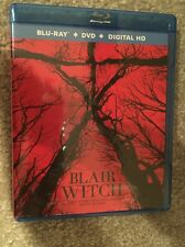 Blair Witch Bluray 1 Disc Set ( No Digital HD)
