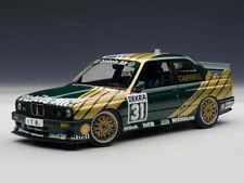 1:18 AUTOart BMW M3  E30 DTM 1991 Danner Diebels Alt nr 31 NEU NEW