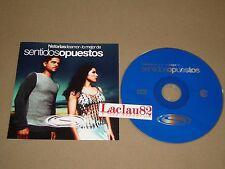 Sentidos Opuestos Historias De Amor Lo Mejor 2003 Emi Cd Mexico