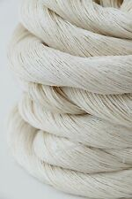 100g PURE LINEN YARN 4-ply sport knitting, crochet, top QUALITY, undyed