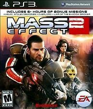 Mass Effect 2 (Sony PlayStation 3, 2011)