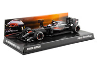 Minichamps 1/43 Jenson Button McLaren Honda MP4-31 2016 Limited Edition 75pcs