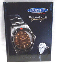 MORPHY AUCTIONS FINE WATCHS & JEWELRY CATALOG
