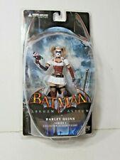 "DC Direct Batman Arkham Asylum Harley Quinn 6"" action figure MISB"