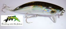 mustang minnow pesce artificiale pesca spinning luccio black bass mg018 010
