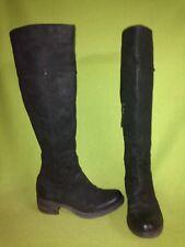 Slate Black MJUS Knee-High Boots 6 36