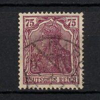 (YYAA 444) GERMANY 1920 TYPE I USED Mich 148 Sc 127 Deutsches Reich