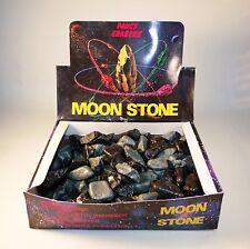 Vintage 1970s Moon Stone Fancy Erasers - 5 Dozen in Cardboard Display Case
