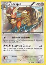 Lockpin - N&B:Frontieres Franchies - 117/149 - Carte Pokemon Neuve Française