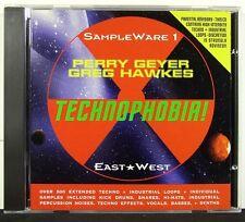 Technophobia - Sampleware 1 - Samples & Loops