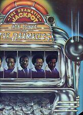 RON BANKS and the DRAMATICS dramatic jackpot US EX LP 1975 GATEFOLDSLEEVE