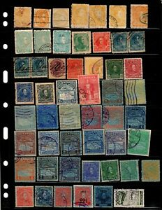 Collection of 800+ Venezuela Stamps Plus Duplicates
