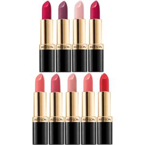 Revlon Super Lustrous Lipstick - Choose Shade - Sealed - Over 30 Shades -20% Off