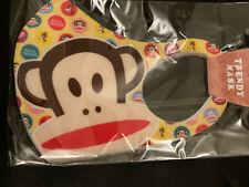 "(PF#1) 'Adult/Teens"" ~Paul Frank Monkey~ FACE MASK - WASHABLE"
