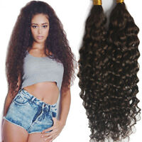 Curly Braiding Hair Bulk Malaysian Virgin Human Hair Extensions Micro Braids