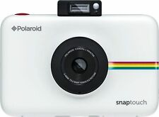 Polaroid Snap Touch 13 MP Instant Digital Camera - White TOO864-1-C2