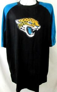 "Jacksonville Jaguars Big Mens 3XL Short Sleeve ""JAGUARS LOGO"" T-shirt AJJS 170"