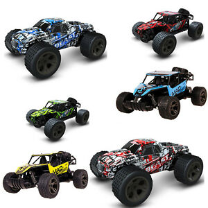 WLtoys 2.4G 1/20 Scale 4WD 48KM/h High Speed Electric RTR Off-Road