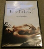 Time To Leave (le Temps Qui Reste) DVD French Language, English Subtitles