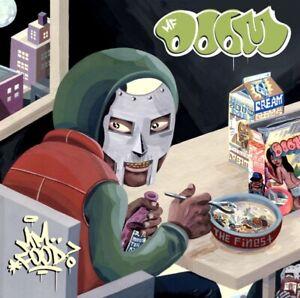 "MF DOOM ""MM...Food"" Art Music Album Poster HD Print 12"" 16"" 20"" 24"" Sizes"