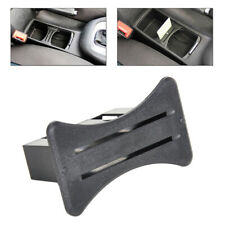 Car Cup Card Holder Coin Slot Centre Console For VW Golf MK6 GTI R20 2008-2012