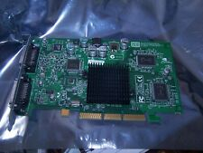 Apple Macintosh NVidia A74 Dual DVI AGP Video Card 630-4023 603-1263