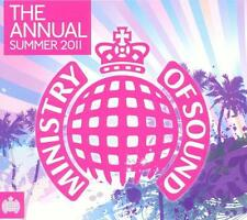 Jean (Mixed By) Elan - Ministry of Sound: Annual Summer 2011