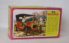 Repro Box Matchbox MOY Nr.01 Model T Ford Blisterbox