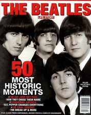 Life Story Magazine 2012 - 50 Most Historic Moments - THE BEATLES