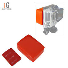 Floaty Float Box With 3M Adhesive Anti Sink for GoPro Hero1 Hero2 Hero3 3+