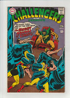 Challengers of the Unknown #58 G 1967 DC Comic