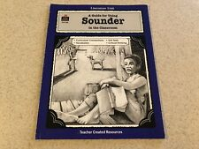 Teacher Literature Unit A Guide For Using Sounder Resource Book
