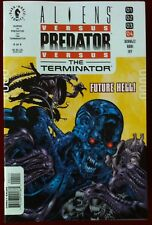 Aliens vs. Predator vs. The Terminator (2000) #4 - Comic - Dark Horse Comics