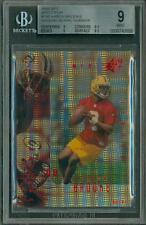 1/1 1999 SPx Spectrum Aaron Brooks #106 BGS 9 Corners 9.5 Rookie Missing S/N #