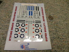 Superscale  decals 1/72 72- 668 Pre-WW2 F4F-3 Wildcats VF-41 -72   K73