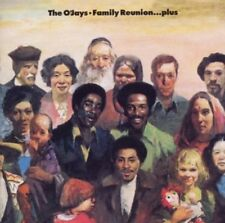 O 'Jays, The-Family Reunion +1 bonustrack CD NUOVO OVP