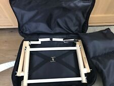 Carry Lap Bag And Embroidery Frame