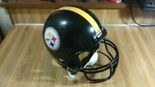 Franklin Pittsburgh Steelers Plastic Football Helmet,adultsize,nocontact,NFL,gd!