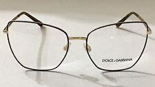 2019 Dolce & Gabbana Eyeglasses DG 1314 1320 Authentic Rx Italy Frame