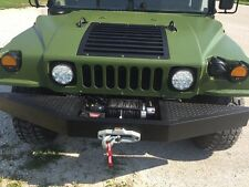 Warn VR10-s Winch, Hummer h1 M998 Military Truck 5 ton slant back