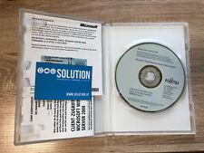 Microsoft Windows Small Business Server Standard 2008 inkl. Virtual Key + 5 CALs