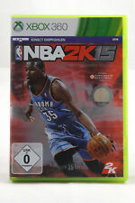 NBA 2K15 (Microsoft Xbox 360) Spiel in OVP, PAL, CIB, TOP, GUT