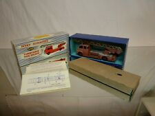 DINKY TOYS 956 TURNTABLE FIRE ESCAPE - LADDER TRUCK - VERY GOOD IN BOX