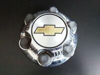 Chevy 1500 Silverado Van Wheel Center Cap Hubcap Chrome #E11B