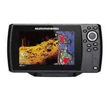 Humminbird HELIX® 7 CHIRP Mega DI Fishfinder/GPS G3 w/Transducer- 410940-1